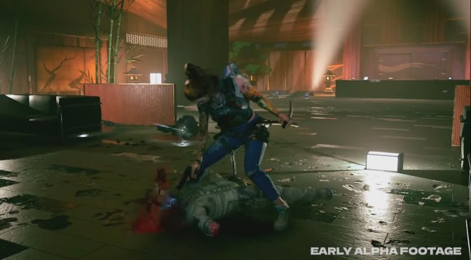 Wanted: Dead is a new action sci-fi game from former Ninja Gaiden & Dead or Alive developers