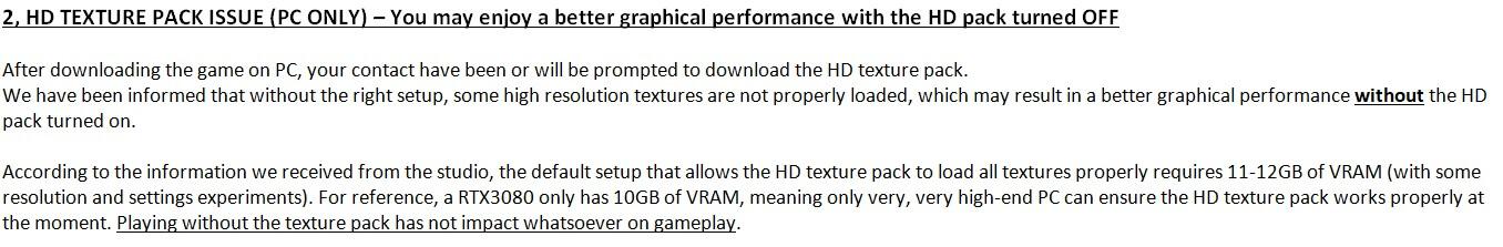 FC6 HD Texture Pack Info