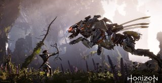 Horizon Zero Dawn screenshots header 2