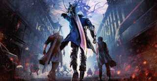 Devil May Cry 5 wallpaper feature