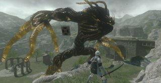 NieR Replicant Remaster new screenshots