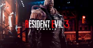 Resident Evil 3 Remake Nemesis header