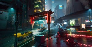 Cyberpunk 2077 new screenshots September 2020-18