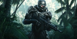 Crysis Remastered Nanosuit