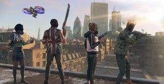Watch Dogs Legion screenshots 1