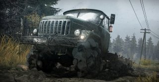 Spintires MudRunner feature