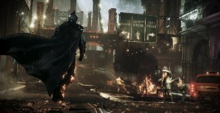 Batman Arkham Knight new header