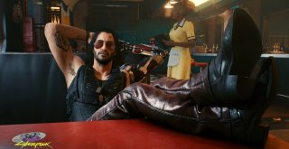 Cyberpunk 2077 Johnny Silverhand New Screenshot