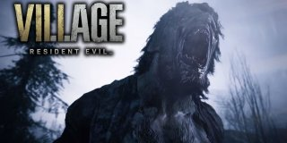 Resident Evil Village new header