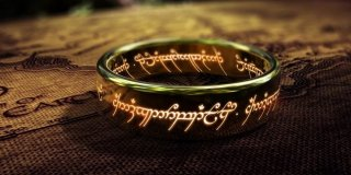 The Lord of the Rings ring of power