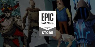 Epic Games Store header