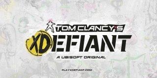 Tom Clancy's XDefiant logo