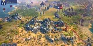 Humankind strategy game screenshots header