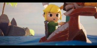 The Legend of Zelda Wind Waker Unreal Engine