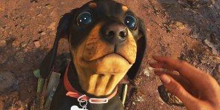 Far Cry 6 dogwheel