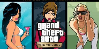 Grand Theft Auto The Trilogy Definitive Edition